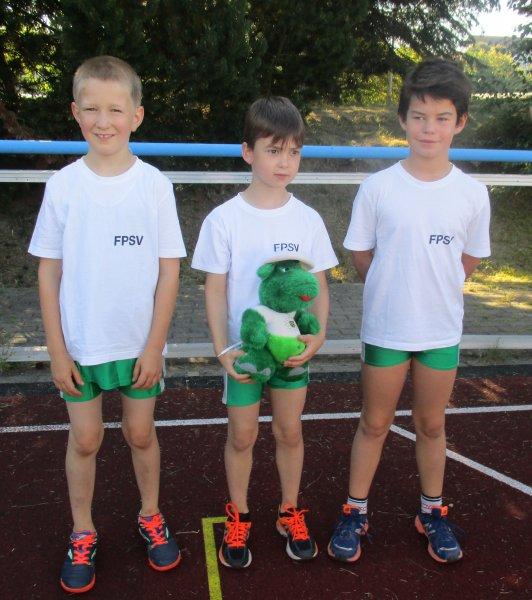 Team U10 und Bergstadtmeeting am 27. August 2016, Platz der Einheit