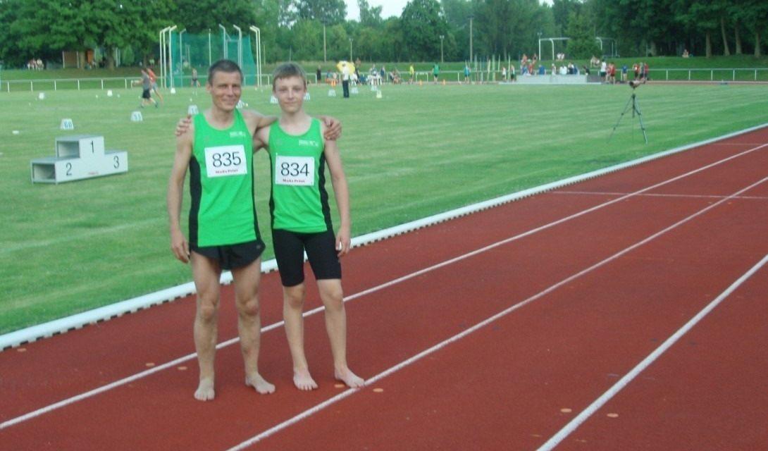 Abendsportfest Neukieritsch am 17.07.2015