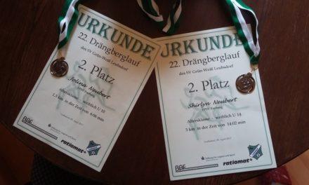 22. Drängberglauf in Leubsdorf am 09.04.2017
