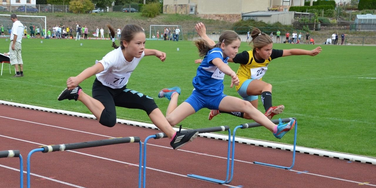 Kreismeisterschaften Mehrkampf U 8 bis U16 am 09.09.2018 in Frankenberg sowie Rahmenprogramm älterer Altersklassen