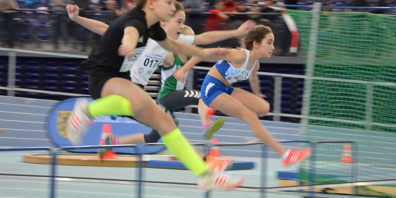 MoGoNo-Sportfest in Leipzig-Arena mit tollen Leistungen